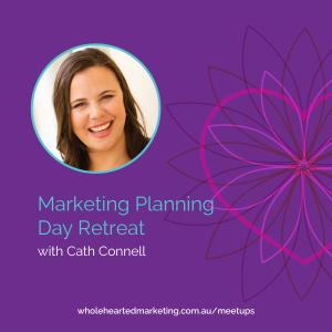 Marketing Planning Day Retreat